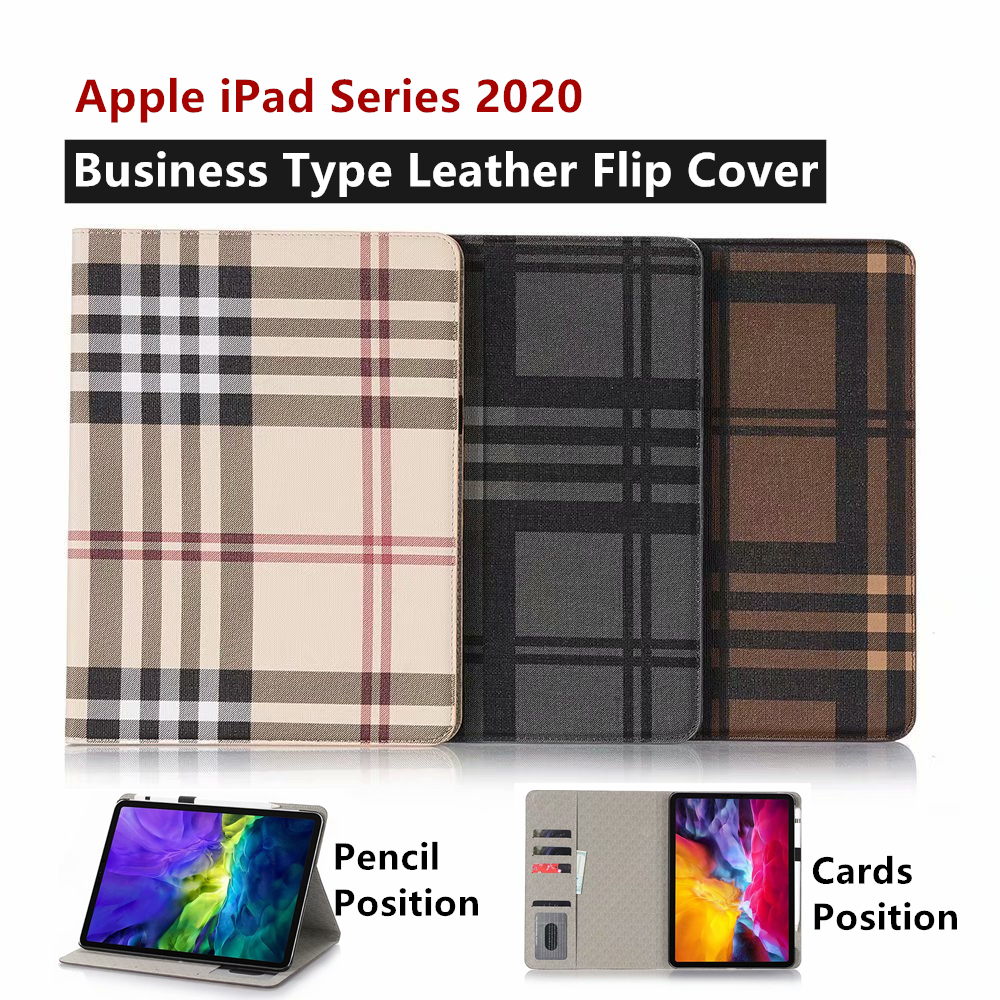 """เคสหนังแบบพลิกได้สําหรับ apple ipad Case for Apple iPad Pro 12.9"""" 11"""" 2020"""