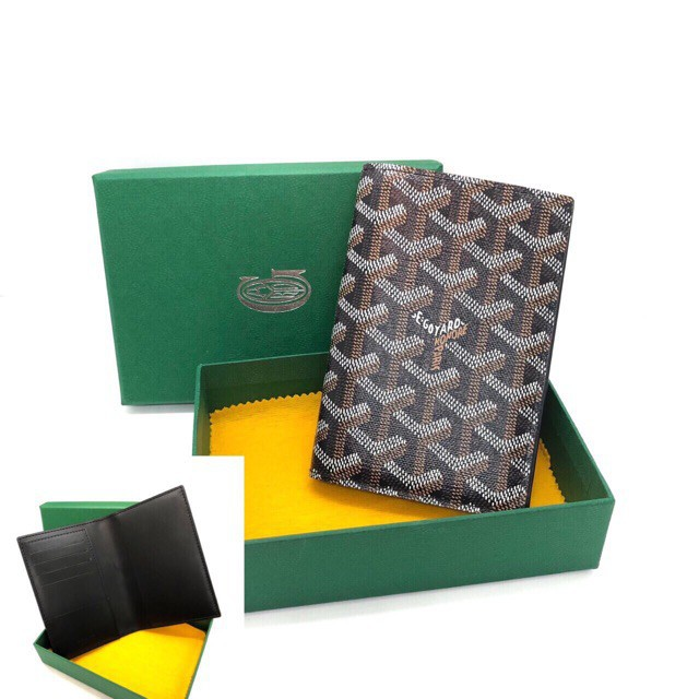 Goyard passport holderของแท้ 100%