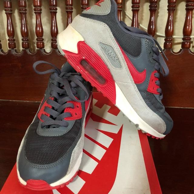Nike Air Max 90 essential มือสอง ของแท้100% พร้อมกล่อง