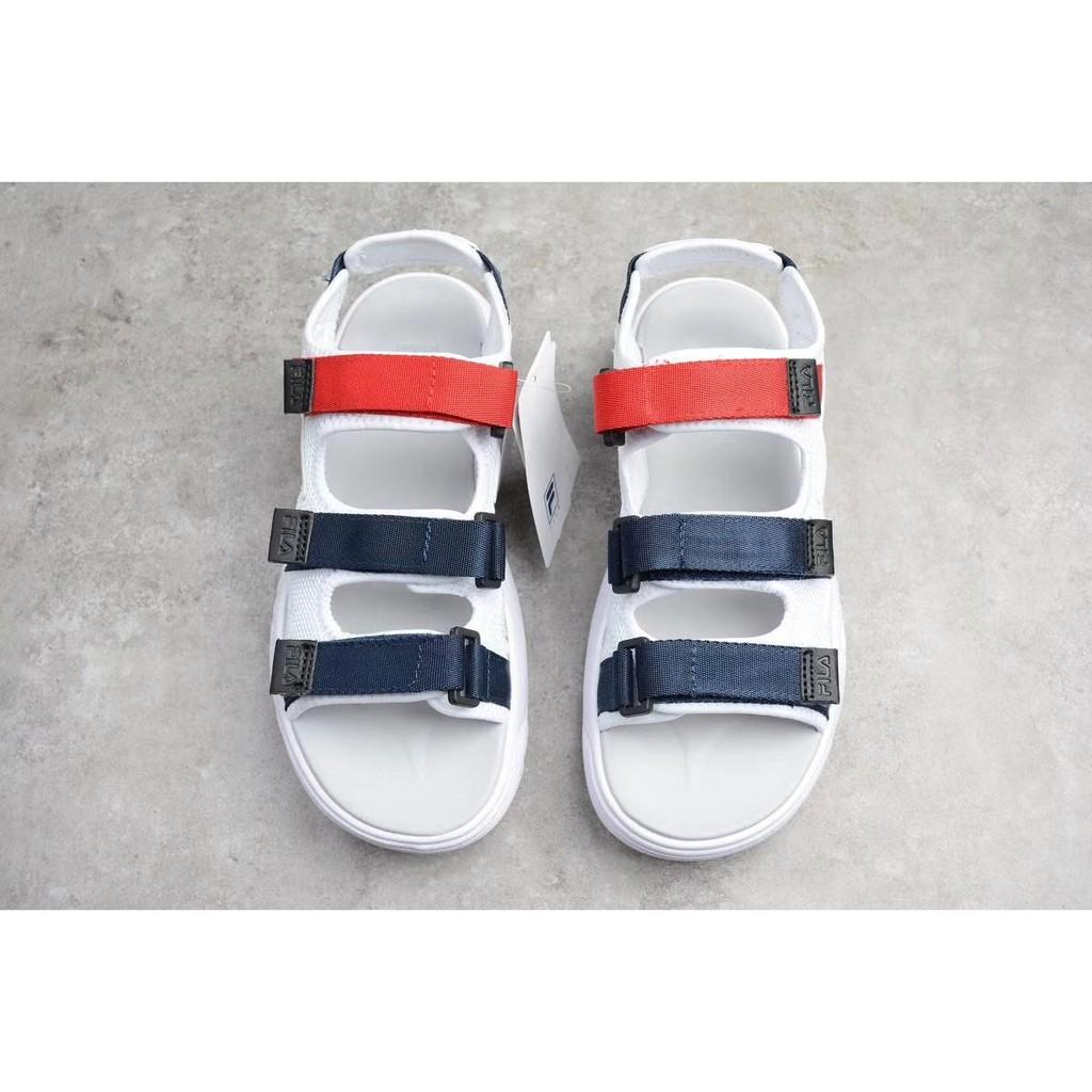 แท้จริง รองเท้า fila รองเท้ากีฬารองเท้าวิ่งชายหาดรองเท้าวิ่ง fs1htz3081x