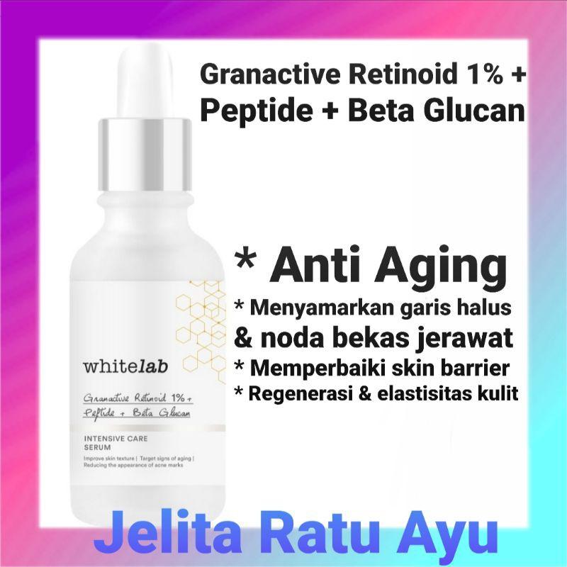 เซรั่มบํารุงผิวสีขาว Granactive Retinoid 1% + เปปไทด์ + Beta Glucan