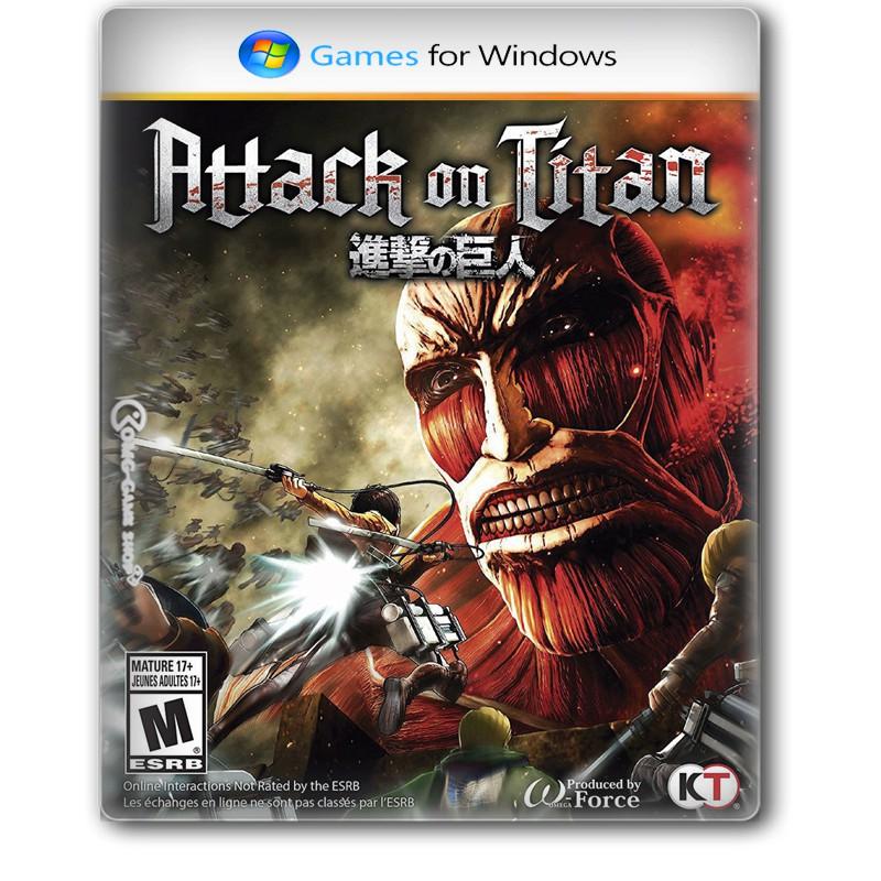 ❒แผ่นเกมส์ PC Game - Attack on Titan / A.O.T. Wings of Freedom