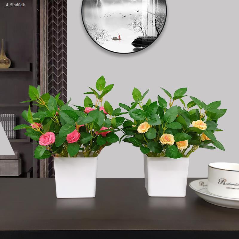 การจำลองพันธุ์ไม้อวบน้ำ✘✻✸ดอกไม้ปลอม ดอกไม้พลาสติก ดอกไม้แห้ง ดอกไม้จำลอง ตกแต่งโต๊ะนั่งเล่น ช่อดอกไม้ ของตกแต่ง ต้นไม้เ