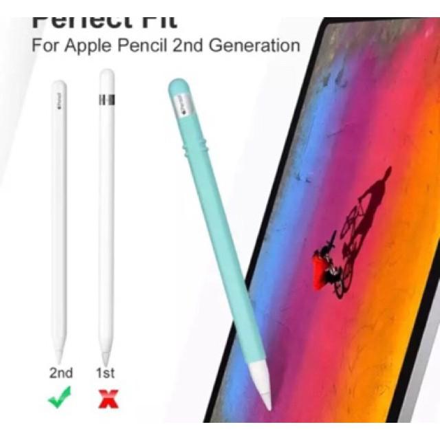ทันสมัย❡✠❃🔥ส่งฟรี🔥 เคสซิลิโคน Apple Pencil 2 Case gen 2 เคสปากกา Stylus for ipad iphone