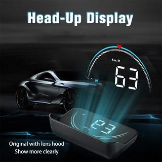 Car OBD2 Head-Up Display OBD Hud Digital Speedometer