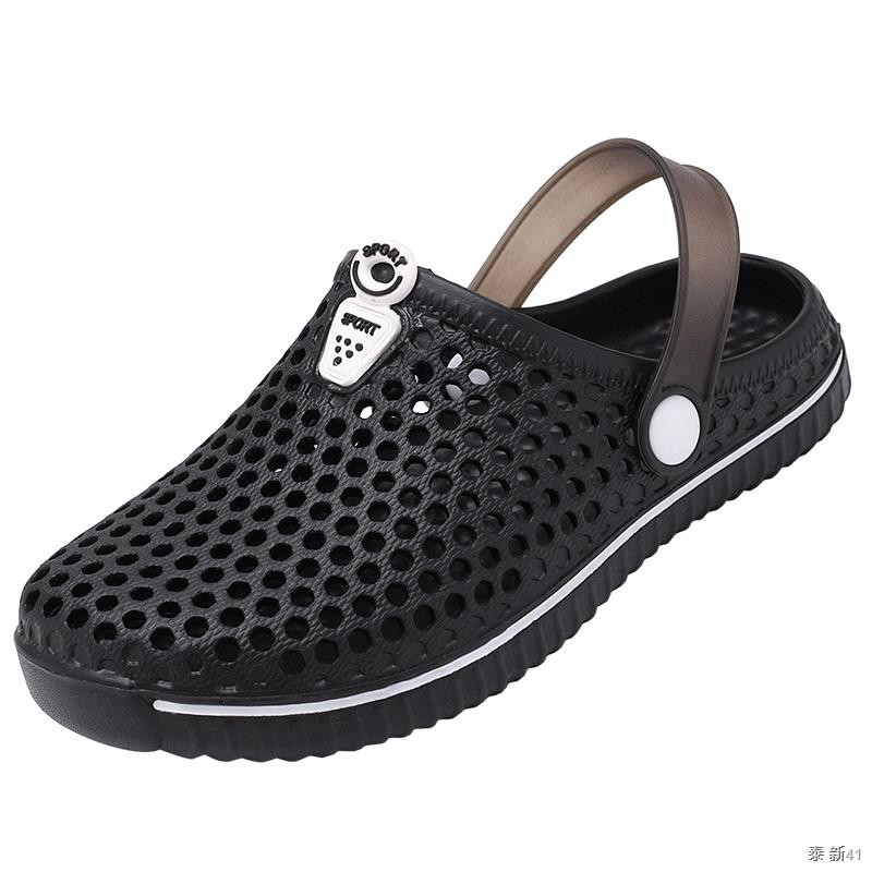 Sandals for Beach Sports 2021 Child Slip-on Shoes Slippers Female Male Cro Clogs Crocks Cro Water Mules
