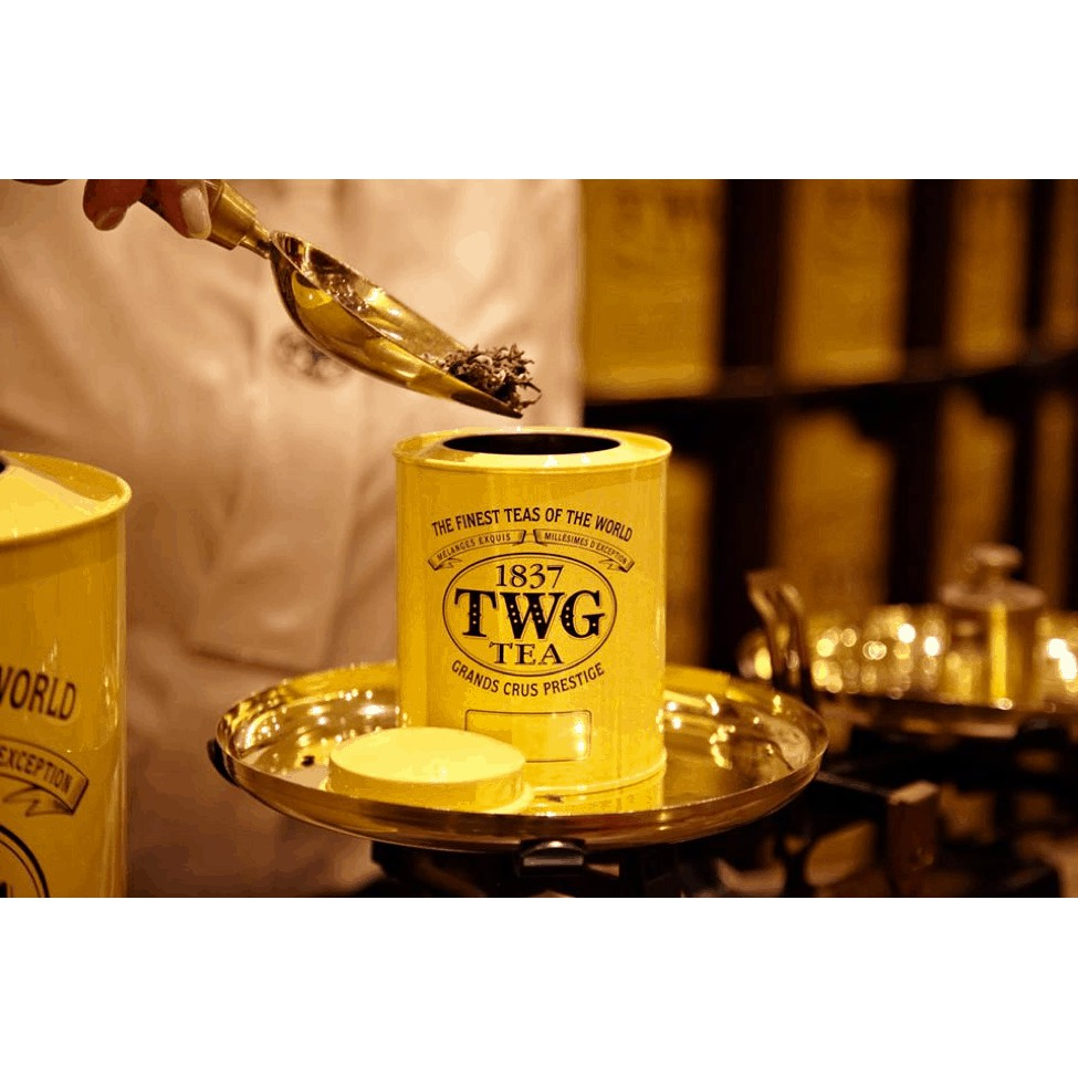 TWG 40 G. (BLACK TEA)