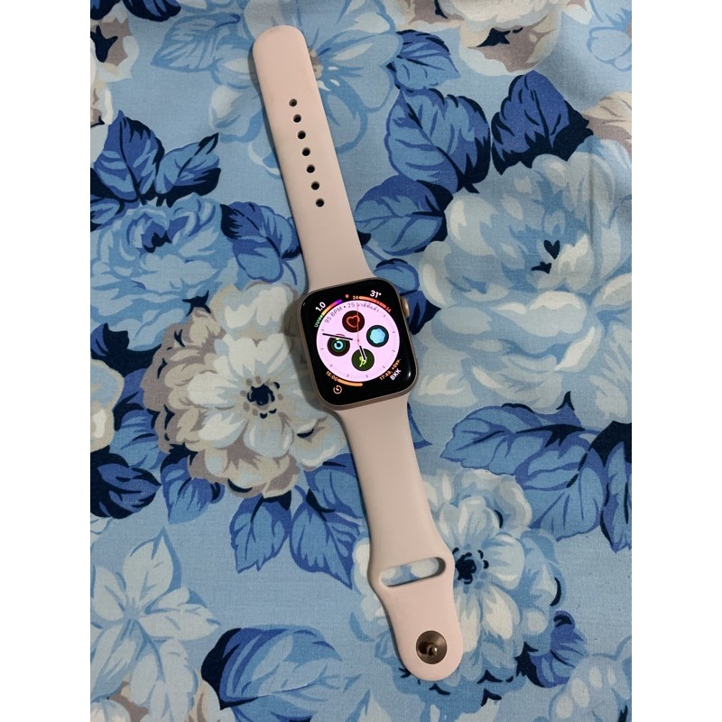 ❌ขายแล้วค่ะ❌AppleWatch series 4 44 mm Cellular Rosegold