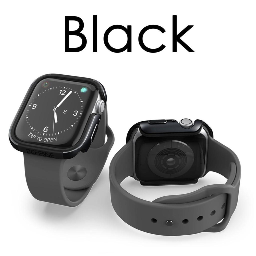 อุปกรณ์เสริมสมาร์ทวอทช์# X-Doria Defense Edge Case สำหรับ Apple Watch Series6/SE/5/4/3/2/1 ขนาด 38mm/42mm/40mm/44 mm ไม่