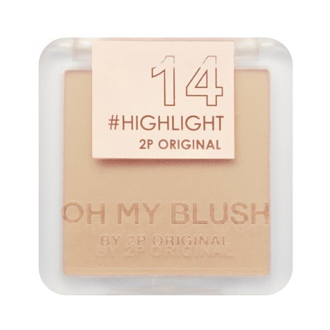 2P Original Oh My Blush 5g.14 Highlight