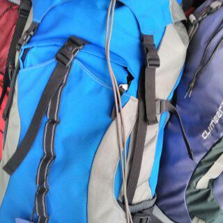 (เก็บเงินปลายทาง)กระเป๋าเดินทางdeuter3รุ่นใหญ่