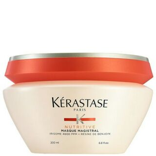 Review หมักผมแห้งมาก อ่อนแอ Kerastase Nutritive Masque Magistral 200ml