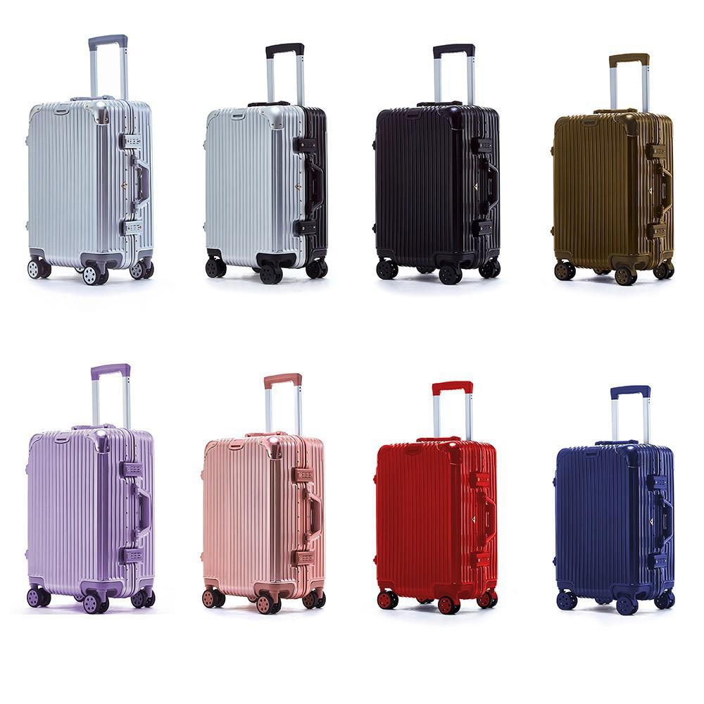 กระเป๋าเดินทางล้อลาก Luggage รุ่น P021 ขนาด 20นิ้ว กระเป๋าล้อลาก กระเป๋าเดินทางล้อลาก