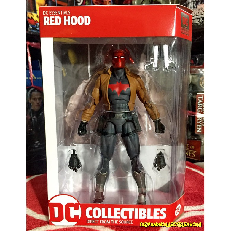 [1/10] DCC DC Essentials 18.Red Hood Action Figure