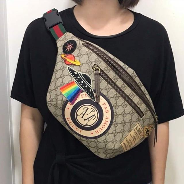 Gucci belt bag ufo ของแท้