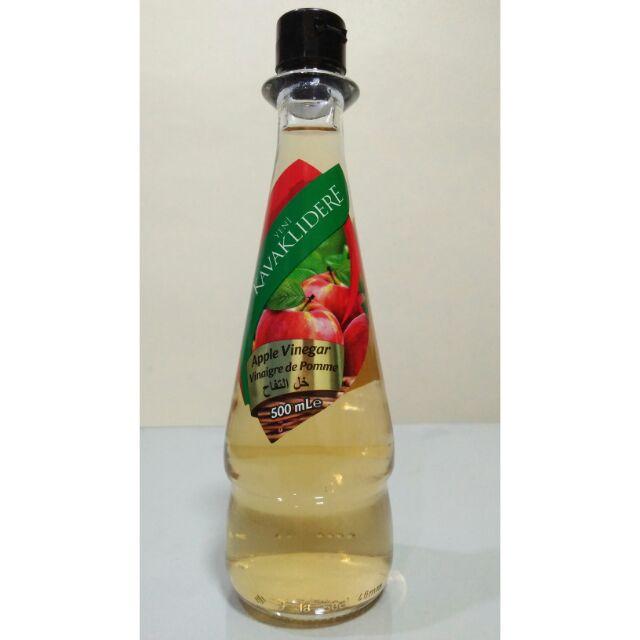 Apple Cider/แอปเปิ้ลไซเดอร์(น้ำส้มหมักแอปเปิ้ล)
