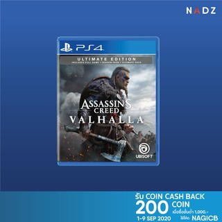 [ Pre-Order ] PlayStation 4 : Assassin's Creed Valhalla Ultimate Edition (R3)(EN) เกมวางจำหน่าย 10 NOV 2020
