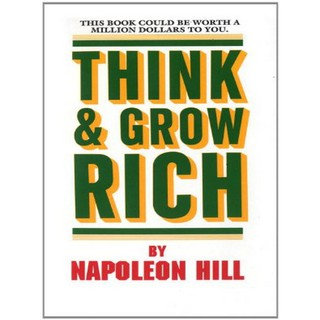 Review Asia Books หนังสือภาษาอังกฤษ THINK AND GROW RICH