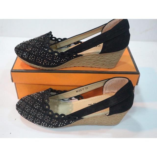 รองเท้าคัชชูหญิงส้นสูง leepop พร้อมส่ง🚚