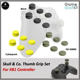Skull & Co. Thumb Grip Set For XBOX (XSX/XB1) Controller