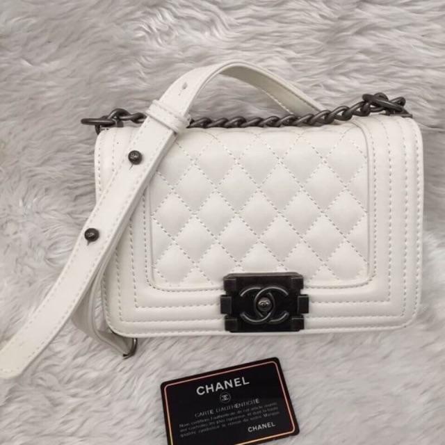 กระเป๋า Chanel boy     Bag