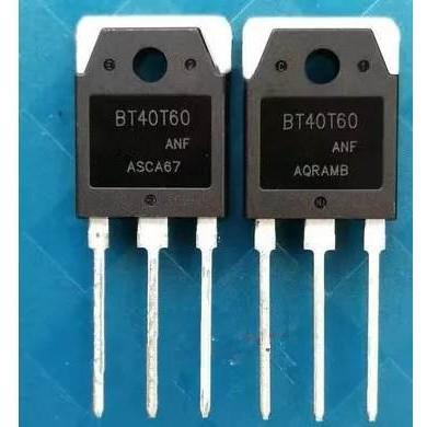 ☞┇10 ชิ้น/ล็อตBT40T60 BT40T60ANF BT40T60ANFD TO-03 40A600V IGBT อินเวอร์เตอร์เครื่องเชื่อม10 ชิ้น/ล็อตBT40T60 BT40T60ANF