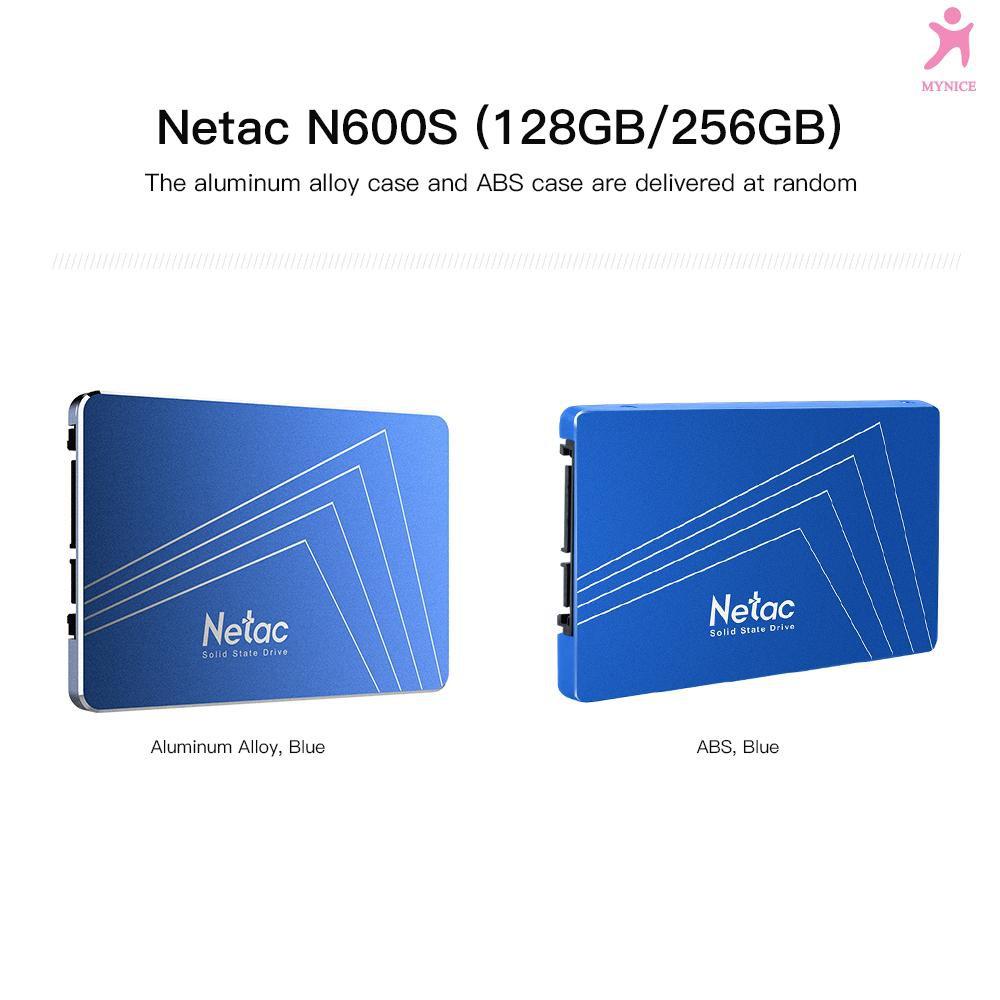 "Netac N600S 3D TLC Internal Genuine Solid State Drive SATA III 2.5/"" SSD 1TB"