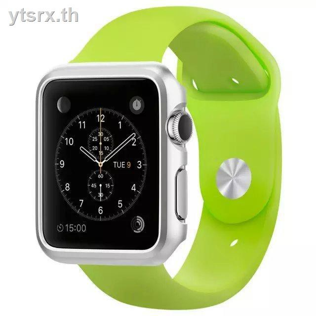 พร้อมส่งจากไทย เคส Apple Watchนาฬิกาข้อมือ Apple Watch SeriesCase Apple WatchThe new Apple watch shell PC hard protective cover case 38mm/42mm