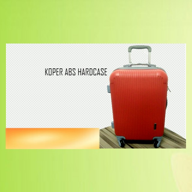 กระเป๋าเดินทางล้อลาก 4 ล้อขนาด 24 นิ้ว Robert Ansell-2018 Abs