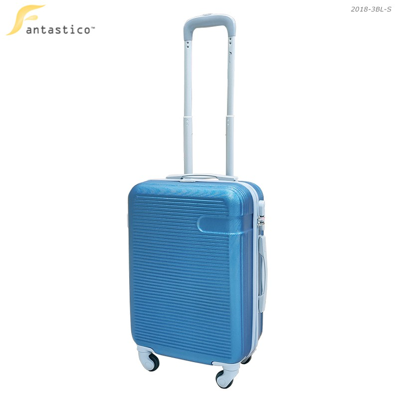 Fantastico กระเป๋าเดินทาง แอรี่ 20 นิ้ว (51 ซม.) สีฟ้า รุ่น 2018-3BL-S