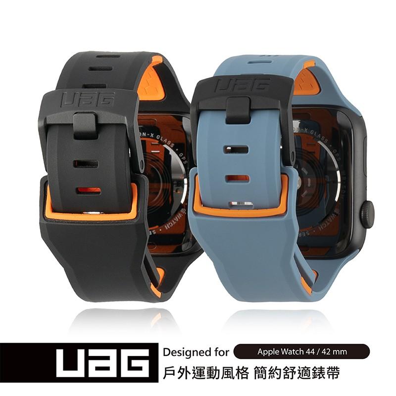 Uag สายนาฬิกาข้อมือซิลิโคน 38 / 40 มม . 42 / 44 มม . สําหรับ Apple Watch