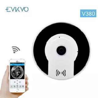 V380 APP IR Night Vision + White Lamp Outdoor IP Camera