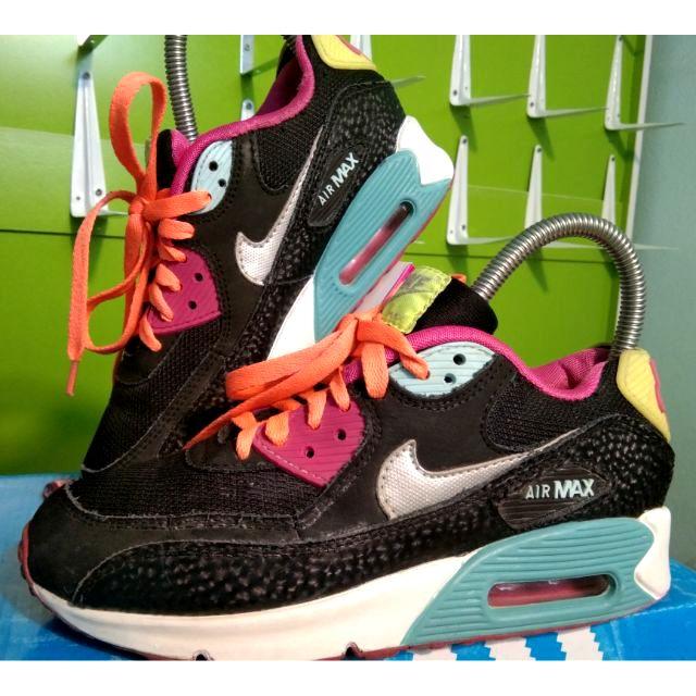 Nike airmax 90 ไซ้ 36-23cmมือสองแบรนด์แท้