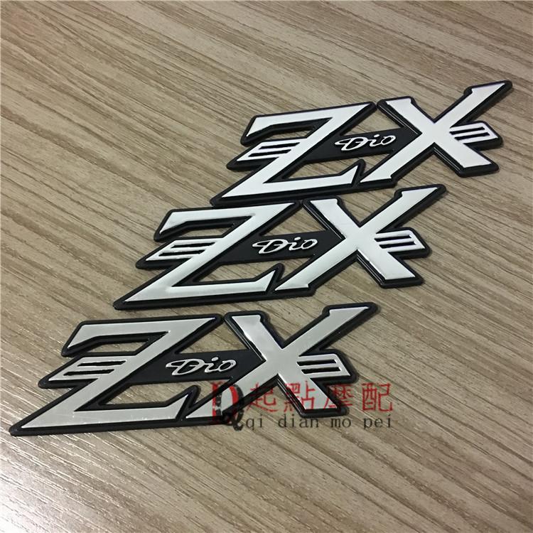 สติกเกอร์โลโก้สําหรับ Honda 50 Dio34 35 Week Zx34-35