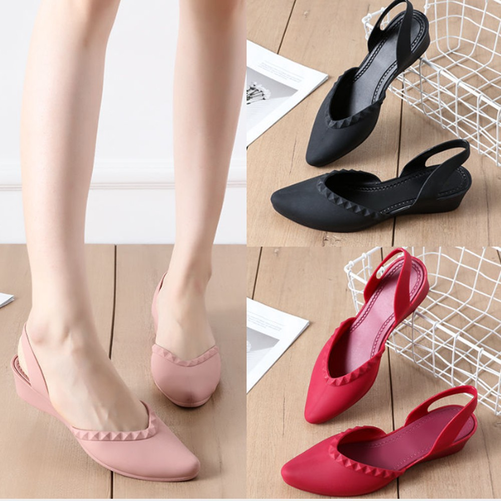 รองเท้าแตะแฟชั่นผู้หญิง รองเท้ามีส้น รองเท้าผ้าใบแฟชั่นผู้หญิง รองเท้าคัชชูหัวแหลม มีส้น รองเท้าคัชชู รองเท้าสวย รองเท้า