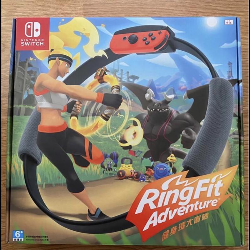 Nintendo switch มือสอง พร้อมริงฟิต