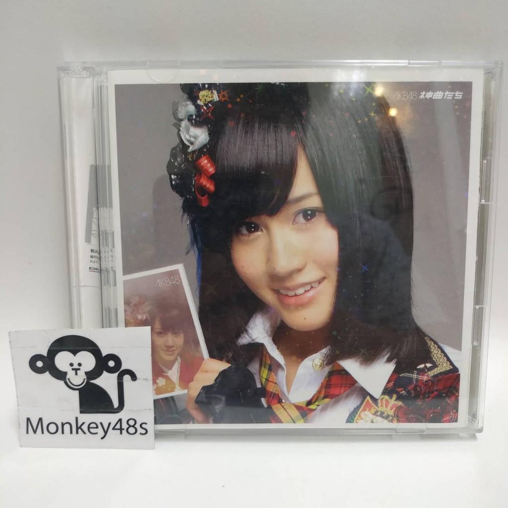 AKB48 เอเคบี48 CD + DVD Kamikyokutachi (神曲たち) Best Album 2 CDs (Theater Edition)