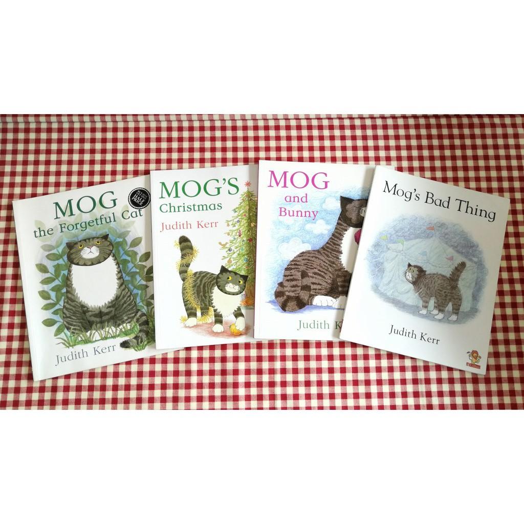 Mog set 4 books
