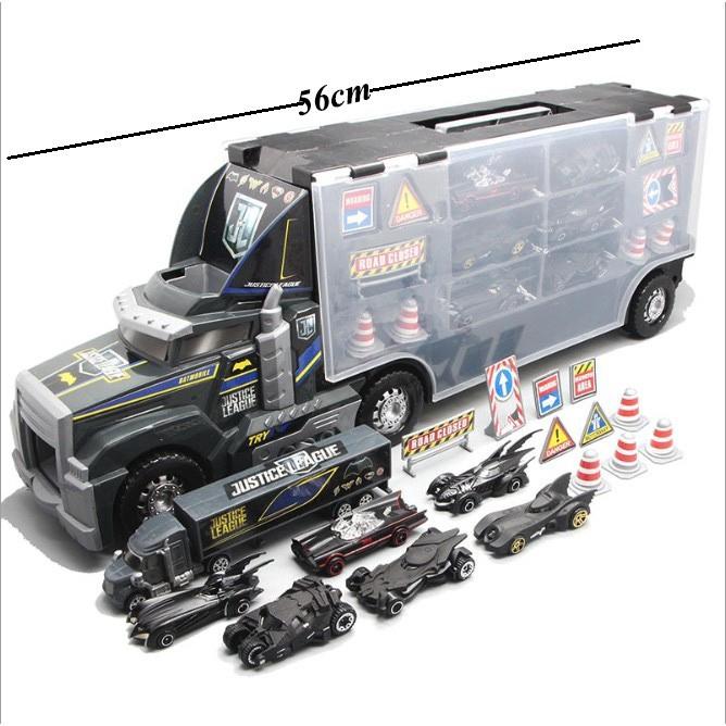 7pcs Batman Batmobile /& Truck Car Model Toy Vehicle Alloy Diecast Kids Xmas Gift
