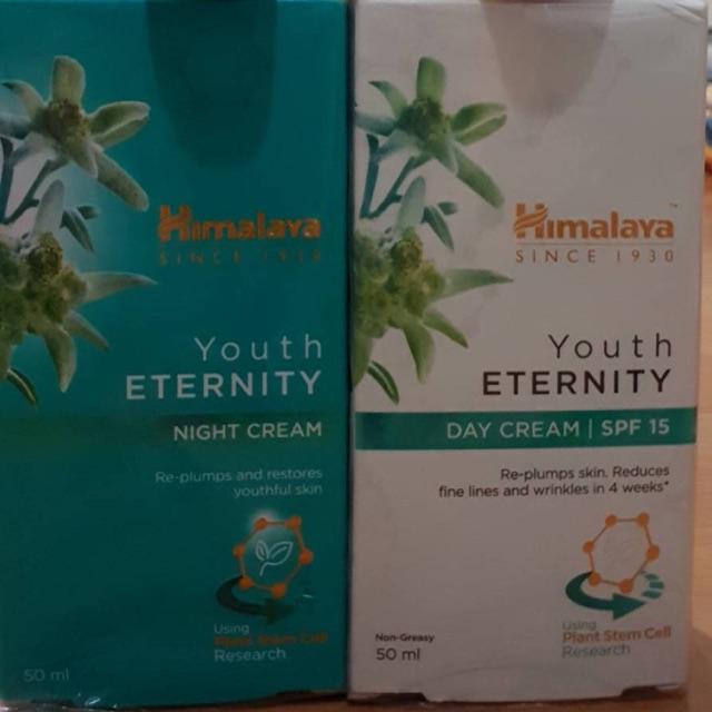 Himalaya youth eternity night&day cream หิมาลายา อีเทอร์นิตี่ไนท์ครีม