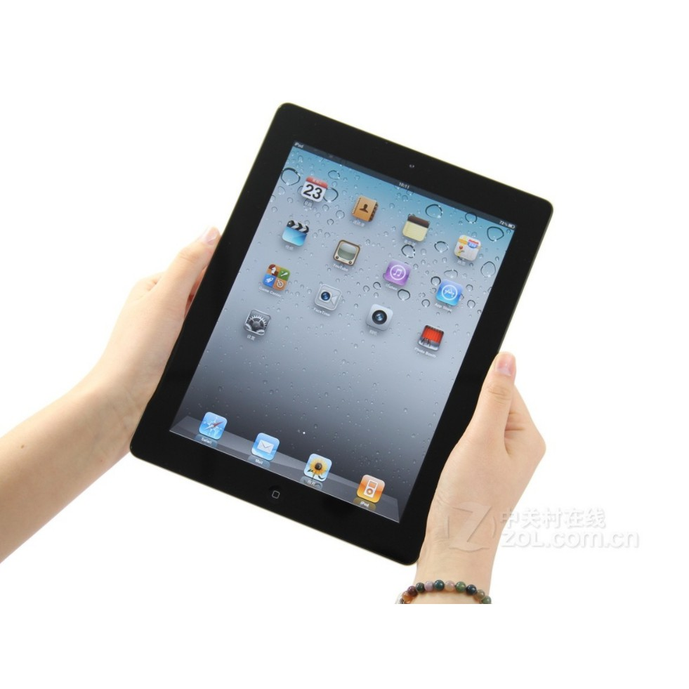 Apple IPad 2 16GB 32GB แท็บเล็ตมือสองของแท้ เครื่องใหม่ 95%  แท็บเล็ตมือสอง OBrS