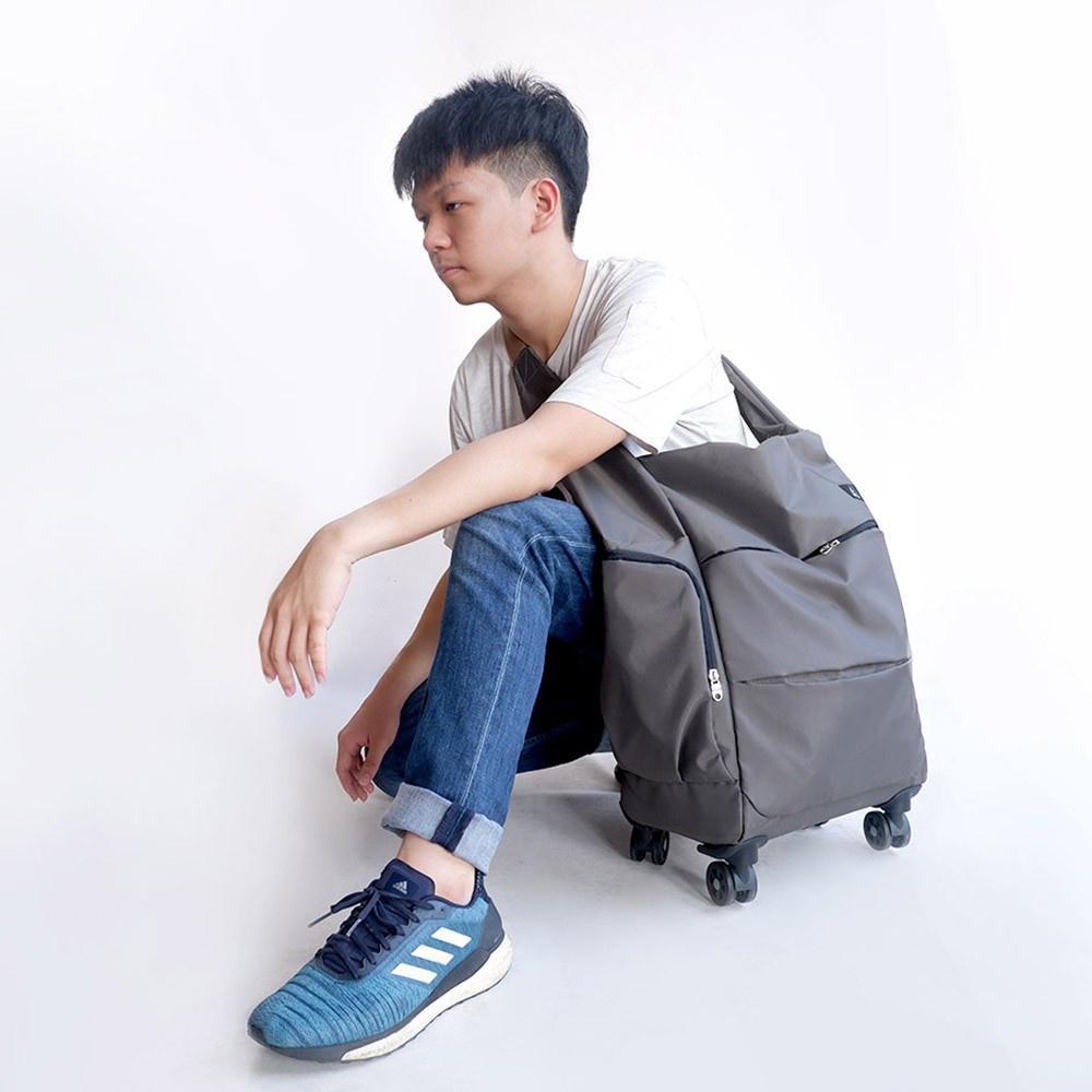 ผลิตภัณฑ์ใหม่▦JAYWA กระเป๋าสะพายล้อลาก กระเป๋าเดินทางล้อลาก รุ่น BELONG กระเป๋าเดินทางใบเล็ก กระเป๋าช้อปปิ้งล้อลาก