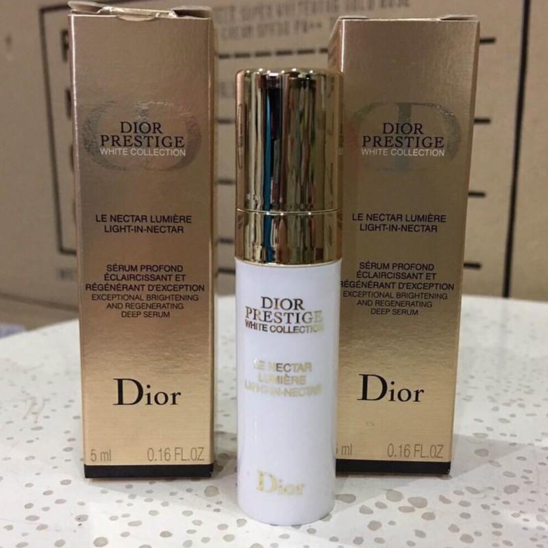 �ล�าร���หารู��า�สำหรั� Dior Prestige Light in White Le Nectar Lumiere  Serum
