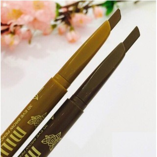 Compare Mille 3D Eye Brow pencil waterproof