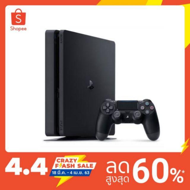 เครื่อง PS4 SLIM ศูนย์ไทย 1TB เครื่อง+จอย มือสอง Sony PlayStation®4 รับประกัน3เดือน