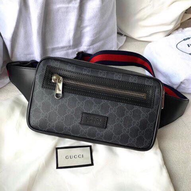 Gucci Black Belt Bag🖤