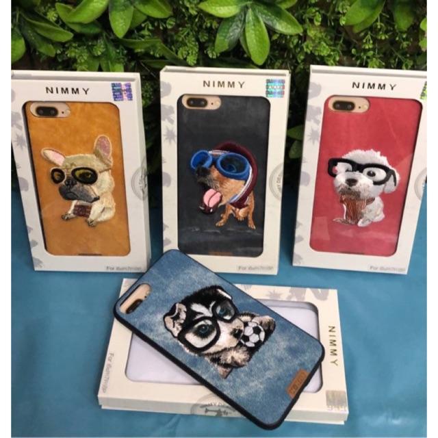 NIMMY LOVE DOG เคสหนังกันกระแทก รองรับ APPLE IPHONE 11/11PRO/11PROMAX