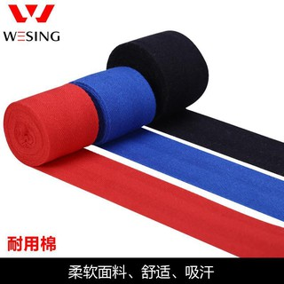 ❄✤☂Jiuri Mountain Boxing Bandage Sports Sanda Tie-up Hand Strap Muay Thai Hand-wrap Fighting Protective Gear Handguard