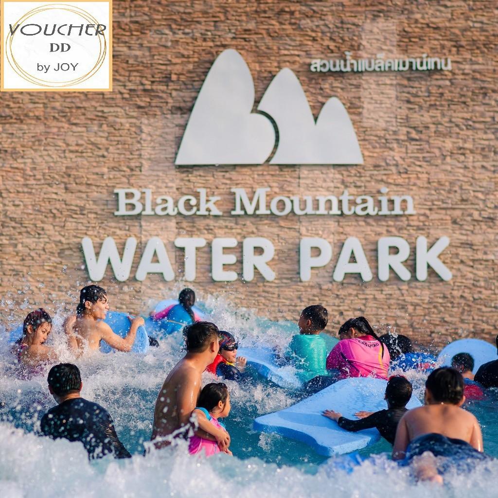 Al [physical Ticket] สวนน้ำ แบล็ค เมาน์เทน Black Mountain หัวหิน.