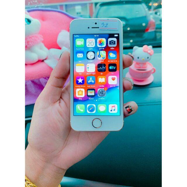I Phone 5s/32gb สีทอง👑👏ราคาถูก